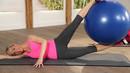 Gymnastikball-Workout - Rücken & Bauch