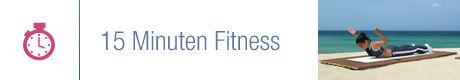 Trainingsziel: Quick-Fitness