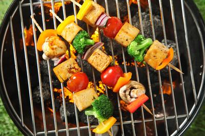 Tofu-Gemüse-Spieße (vgn)