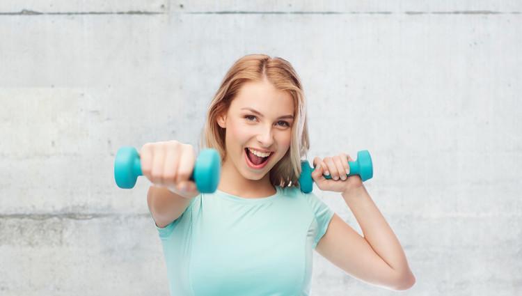 85fd2f72b7 Tipps: Effektives Muskelaufbautraining für Frauen | fitnessRAUM.de