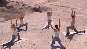 Hatha Yoga mit Ralf Bauer - Frischekick