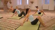 Pilates mit Susann Atwell - Bauch intensiv
