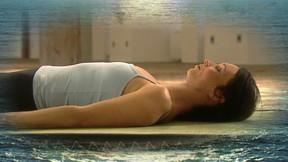 Pilates mit Susann Atwell - Tiefenentspannung