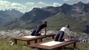 Hatha Yoga mit Ralf Bauer 2 - Vinyasa Kamel