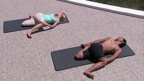 Intensive Yoga Workout - Finishing