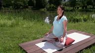 schwanger & fit - Atem und Weite