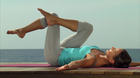 Pilates für den Rücken - Taille spezial