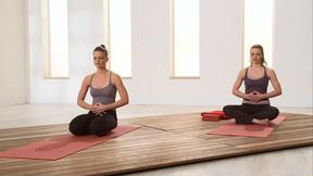 Yoga für die Körpermitte - Entspannung