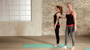 Pilates Power Flows - Pilatesgrundhaltung