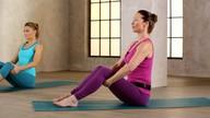 Starke Mitte mit Pilates - mehr Stabilität