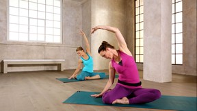 Starke Mitte mit Pilates - Core & more