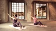Pilates-Bodyformer - Rücken