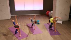Mama-Kind-Workout - ganz schön sportlich