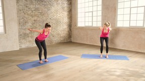 Faszien Pilates - Beine, Becken & Rücken