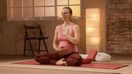 Yoga für Schwangere - Atmung & Entspannung
