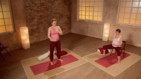 Yoga für Schwangere - Stabilität & Leichtigkeit Level 1