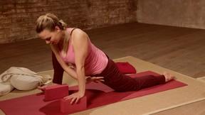 Yoga für Schwangere - Aufbau-Programm