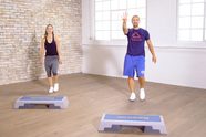 Marcels Step Workout 2 - Teil 1