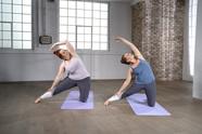 Curvy Yoga - Aufbaukurs 1
