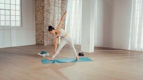 Daily Yoga - Loslassen & Entspannen