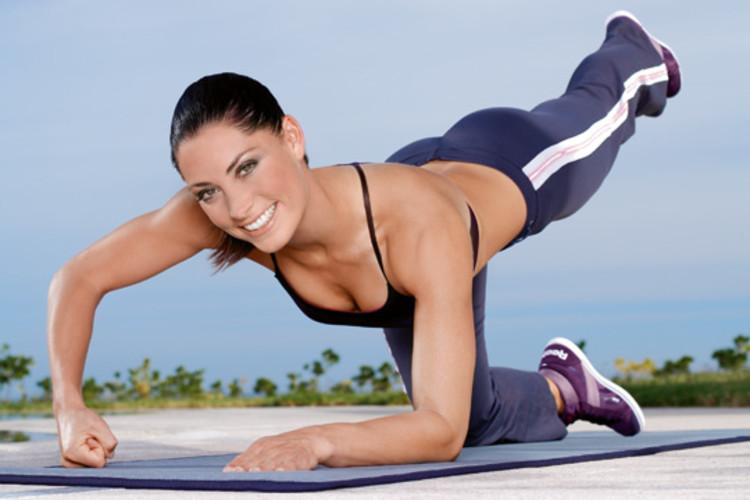 Bauch Beine Po übungen Für Zuhause Effektiv Trainieren Fitnessraum