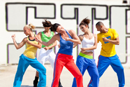 Latin Dance Workout - Fortgeschrittene