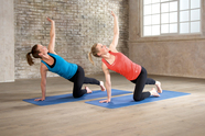 Faszien Pilates - Hüfte & Rücken