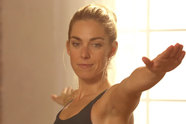 Steffis Power Yoga - Stretching