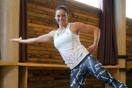 Core-Rücken-Stretch