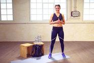 Muskeltraining mit Julia - Oberkörper & Bauch