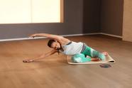 Slider-Training - Lockerung & Stretching