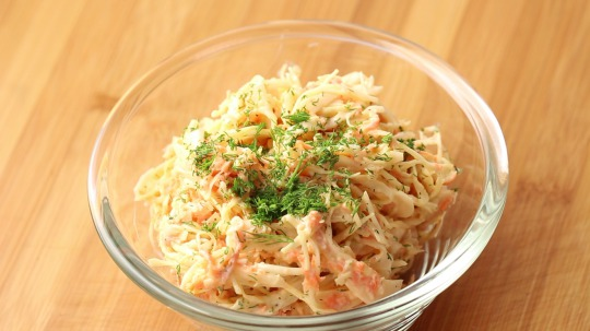 Recipe: Low Carb American Coleslaw