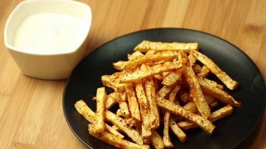 Recipe: Low Carb Celery Fries