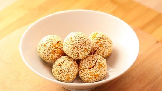Rezept: Karotten Falafel