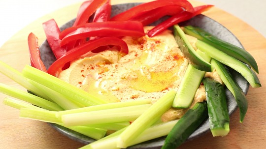 Rezept: Low Carb Leckerer Hummus