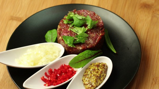 Rezept: Low Carb Beef Tartar
