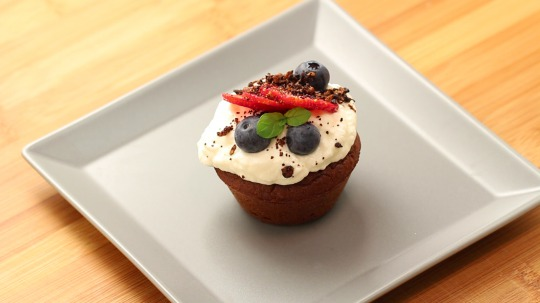Recipe: Low Carb  Chocolate Muffins