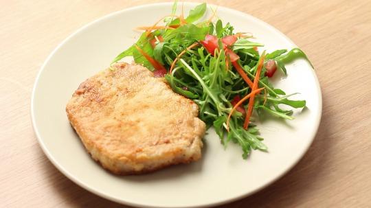 Recipe: Low Carb  Schnitzel