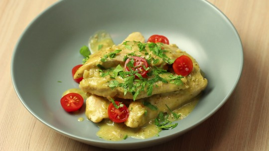 Recipe: Low Carb Creamy Chicken