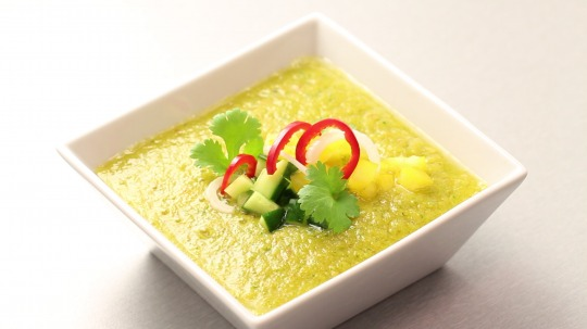 Rezept: Vegetable Gazpacho