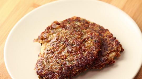 Rezept: Low Carb Low-Carb Schweineschnitzel