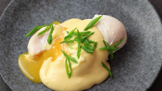 Recipe: Low Carb Poached Egg
