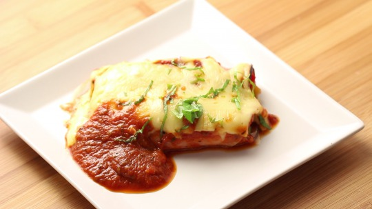 Rezept: Low Carb Schinken-Cannelloni