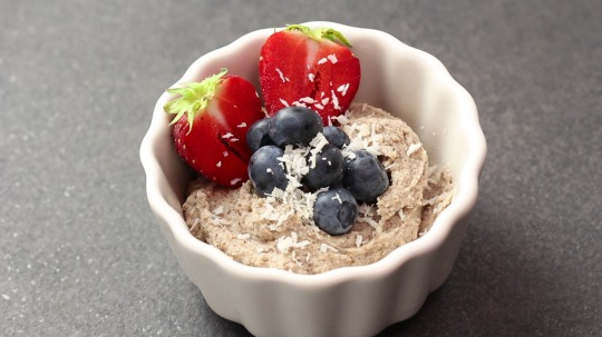 Recipe: Low Carb  Coconut Porridge