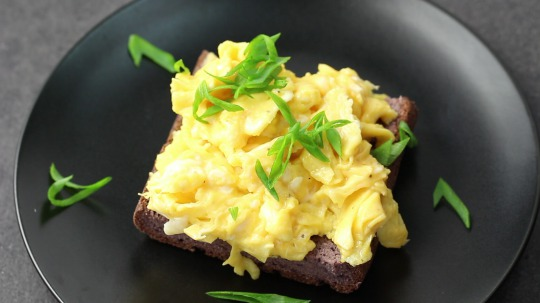 Recipe: Low Carb Scrambled Eggs a la Americana