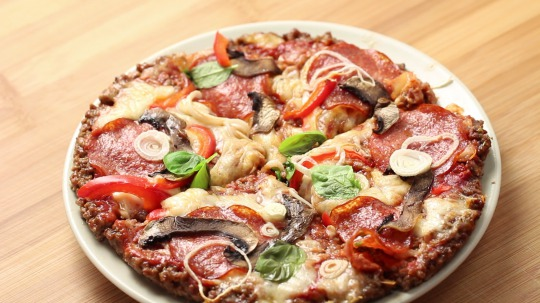 Rezept: Minced Beef Pizza