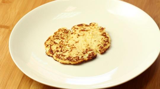 Recipe: Low Carb Cauliflower Toast