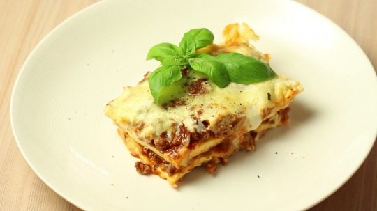 Recipe: Low Carb Egg Lasagna