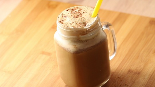 Rezept: Low Carb Pumpkin Spice Latte