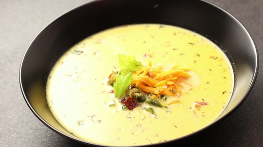 Rezept: Low Carb  Jalapenos Cheddar Suppe